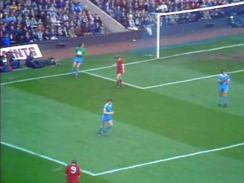 [77/78] Manchester City v Liverpool, Oct 29th 1977