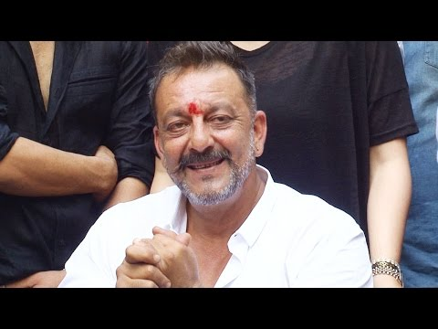 Sanjay Dutt's EMOTIONAL first INTERVIEW after being RELEASED from JAIL