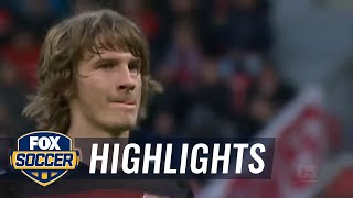 Video Gol Pertandingan Bayer Leverkusen vs FC Bayern Munchen