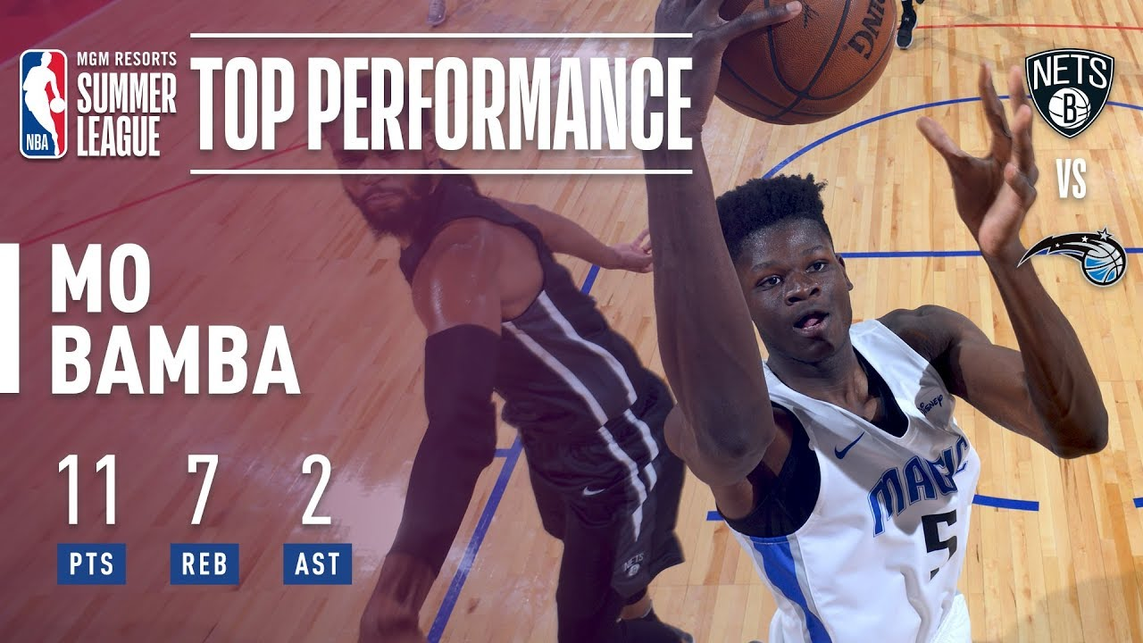 Morning Tip Q&A: Mohamed Bamba | ABS-CBN Sports