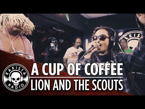 A Cup Of Coffee by Lion And The Scouts | Rakista Radio Live EP14