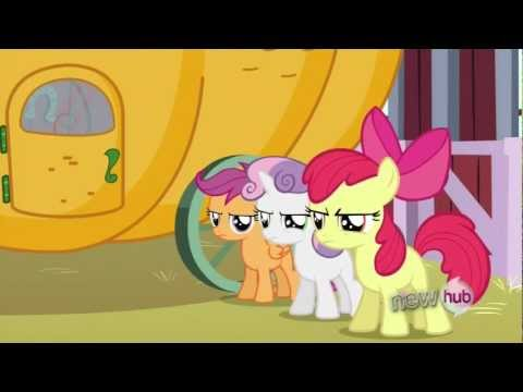 Download Youtube: MLP:FiM - Babs Becomes A Bully