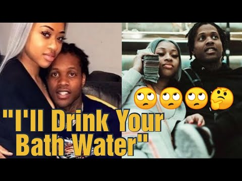 Lil Durk Professes Love For India, Says He'll Drink Her Bath Water + ...