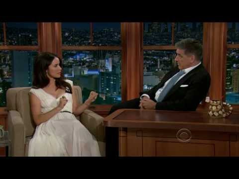 TLLS Craig Ferguson - 2013.04.30 - Larry The Cable Guy, Abigail Spencer