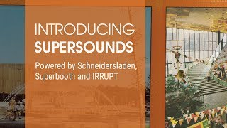 Supersounds - IRRUPT/audio (FREE)