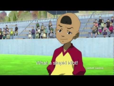 """The Boondocks """"Wushung Players (Boy and Girl)"""" VO ..."""