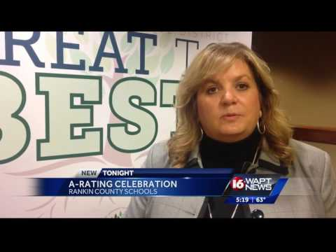 Rankin schools celebrate A rating