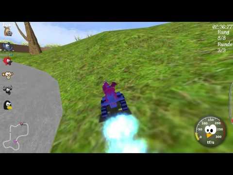 Let´s Play Supertuxkart Spezial Part 4 ( Add Ons part 3 )