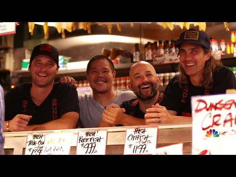 Meet The New Owners Of Seattle's Pike Place Fish Market: Four Of Its Famous Fishmongers | NBC News