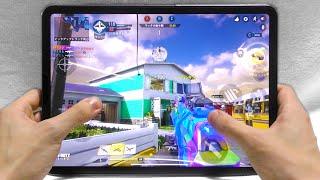 【CoD:Mobile】2本指操作ガチ勢がさらに真剣になり始めた手元動画【ハセ…