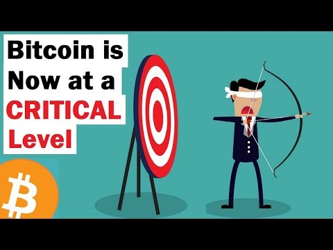 Bitcoin's Next Move is Now Critical... Here's Why