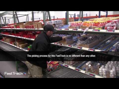 LightSpeed's FastTrack in Cooler