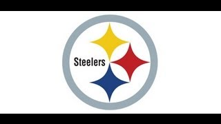 Logo Dojo Pittsburgh Steelers (Tutorial)