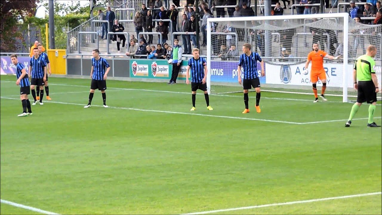 Eupen  Club Brugge Photo: FINALE COUPE BELGIQUE EUPEN BRUGGE