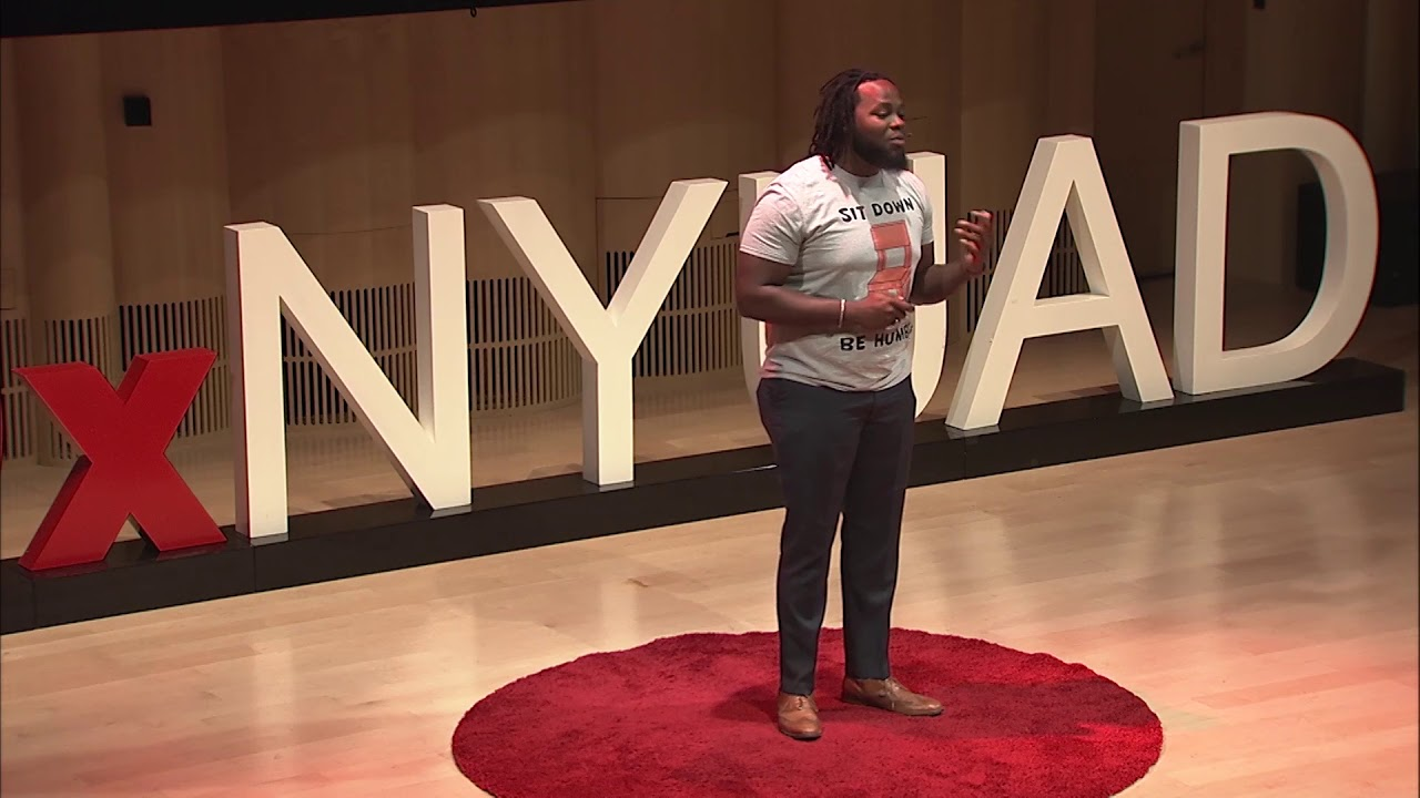 Creating Vision | Thaddeus Stegall | TEDxNYUAD