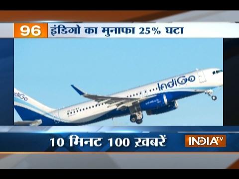 News 100 | 2nd February, 2017 - India TV
