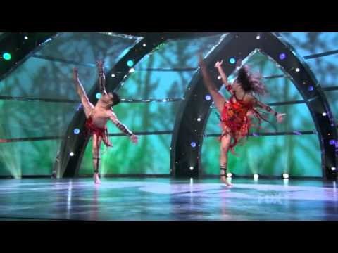 [SYTYCD S09 Top 20-1] Janelle Dareian (African Jazz)