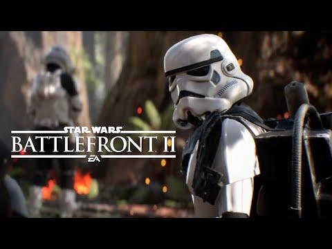 Star Wars Battlefront II - Behind The Story Trailer