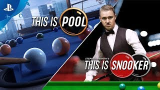 This Is Pool - Snooker Deluxe Edition - Announcement Trailer | PS4
