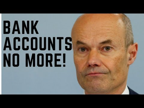 NO ONE WILL OPEN BANK ACCOUNT SAYS THE SENIOR BANKER / Josiah Stamp comments on BANKING SYSTEM