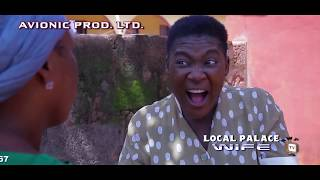 LOCAL PALACE WIFE - Mercy Johnson | New Movie | 2019 Latest Nigerian Nollywood Movie