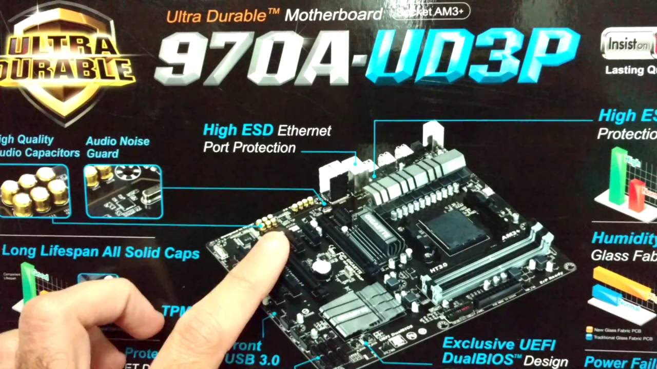 GA-970A-UD3P DRIVER FOR WINDOWS