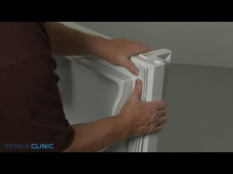Refrigerator Door Gasket - Frigidaire Refrigerator FFTR1814TW8