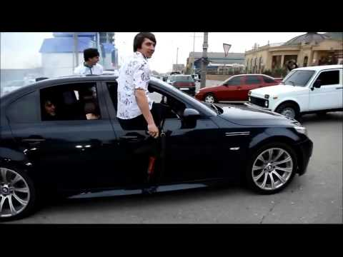 BMW M5 BULGARIA- RUSSIAN MAFIA