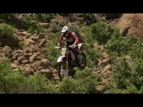 The Mother of Hard Enduro - Roof of Africa 2012 - Day 2