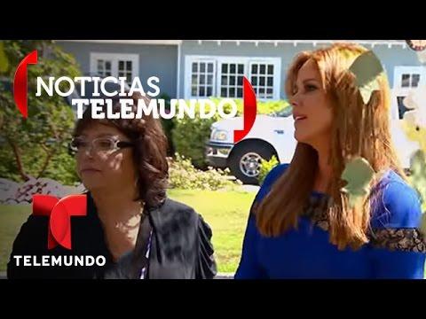 Jenni Rivera y los abusos de su primer esposo | Exclusiva | Noticias Telemundo