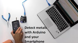 How to detect metals with Arduino and 1Sheeld - Magnetometer Shield Tutorial