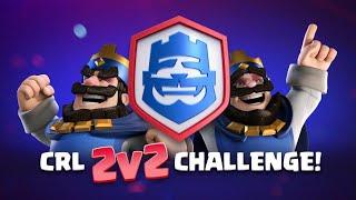 Clash royale-CRL 2×2 battle & best dack.