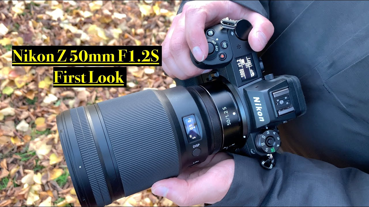 Nikon Z 50mm f1.2S. First look. Including samples and AF tracking on Z 7ii/ Z 6ii.