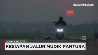 Menjelajah Jalur Mudik Pantura Dari Jakarta , Mudik 2017