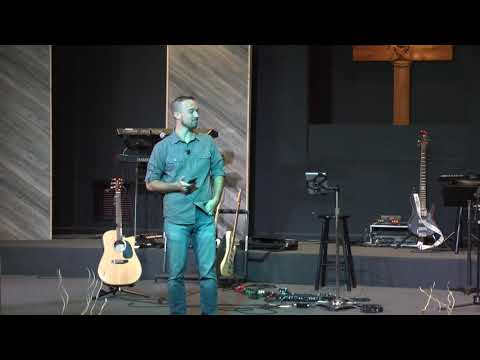 October 1st 2017, Pastor Chuck Ammons