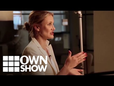 Cameron Diaz on How to Seize the Day | #OWNSHOW | Oprah Online