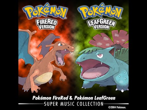 Pokémon Main Theme Pokémon FireRed & LeafGreen