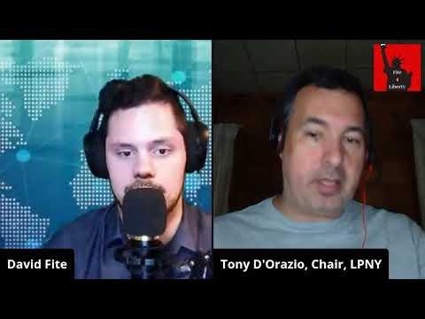 Fite 4 Liberty Live with Tony D'Orazio