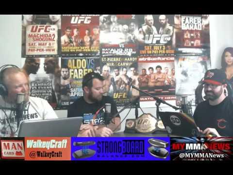EP 361 UFC Brasilia TUF 24 MMA News Invicta 19 USADA