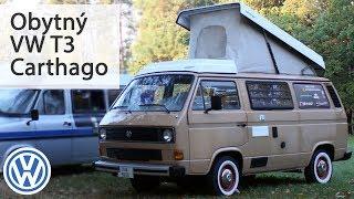 Obytný VW T3 Carthago Dana Hanuše