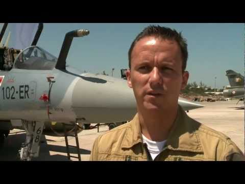 NATO and Libya - French fighter pilots fly for Operation Unified Protector