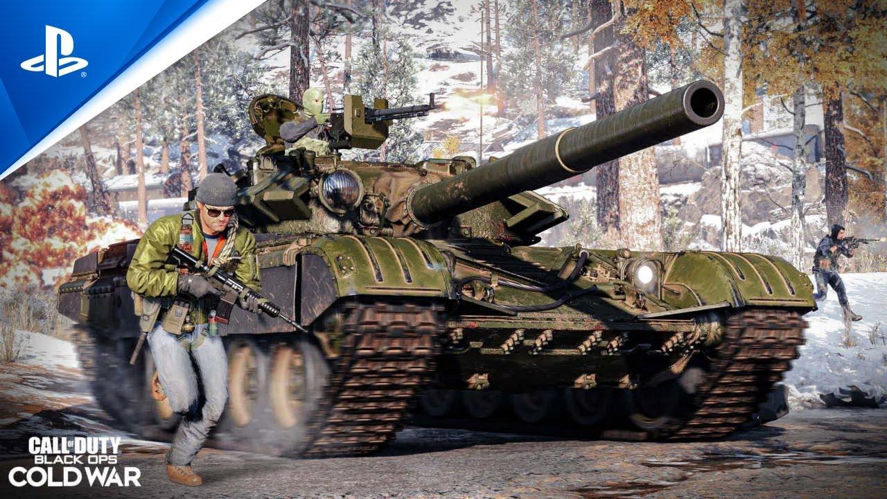 Call of Duty: Black Ops Cold War – Enthüllungstrailer