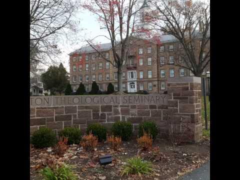 Touring Princeton University & Area Dec. 2015