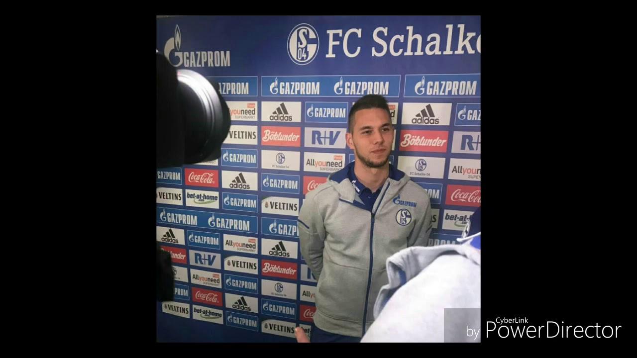 Marko Pjaca Loan To Schalke 04 From Juventus Marko Pjaca Welcome To