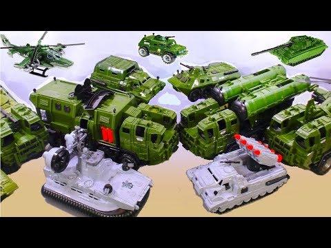 Большие военные машинки Нордпласт - Видео онлайн