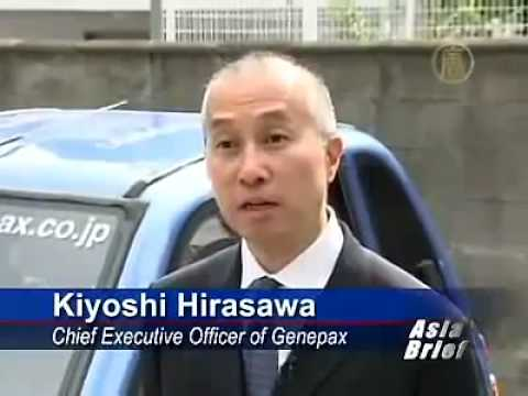 Japan plans to mass produce car that runs on Hydrogen from water.mp4