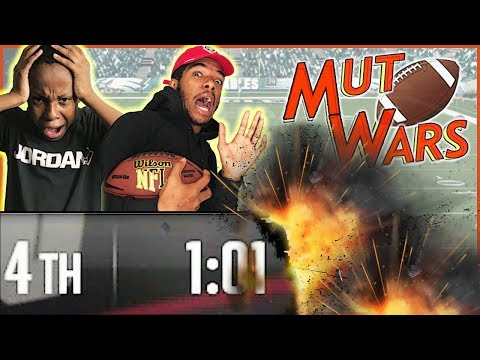 STARTING THE YEAR OFF WITH A BANG! DOWN TO THE LAST MINUTE!! - MUT Wars Season 2 Ep.3