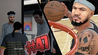 NBA 2k18 MyCAREER - Signature Commercial Talk! Shammy Gets Roasted + Ankle Breaker in Traffic! Ep 47