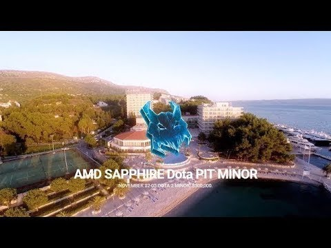DC SA vs INF - AMD SAPPHIRE Dota PIT 2017 G1