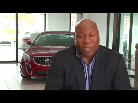 Buick with Ving Rhames